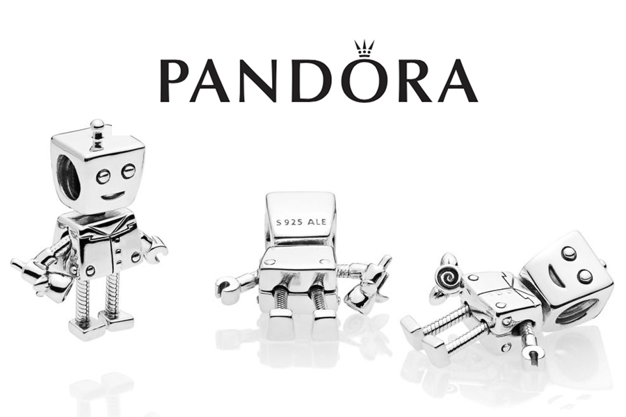 Pandora潘多拉推出全新情人节系列,给自己过个甜蜜的情人节吧!