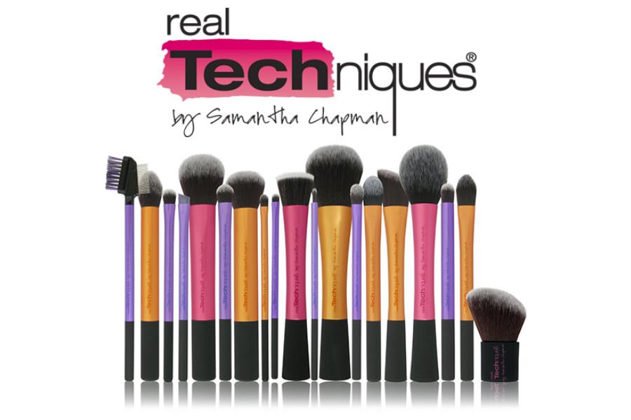 HQhair | Real Techniques20%OFF折扣+买赠美妆蛋!