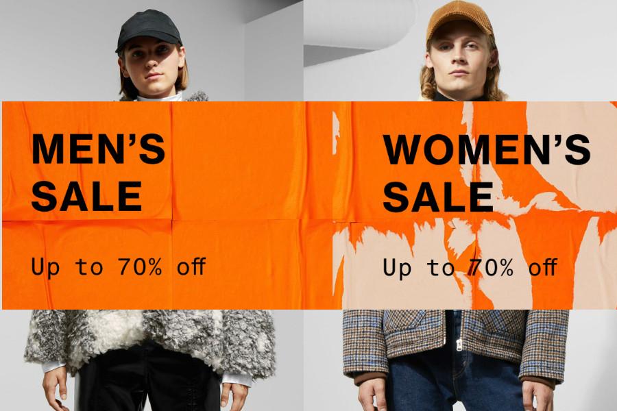 H&M集团旗下的Weekday季末折扣低至3折,北欧简约风格来挑挑!