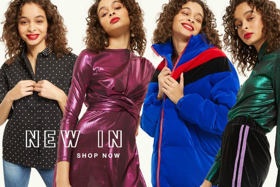 Own The Look | 英国年轻时尚电商伦敦时尚周活动全场免邮一天!