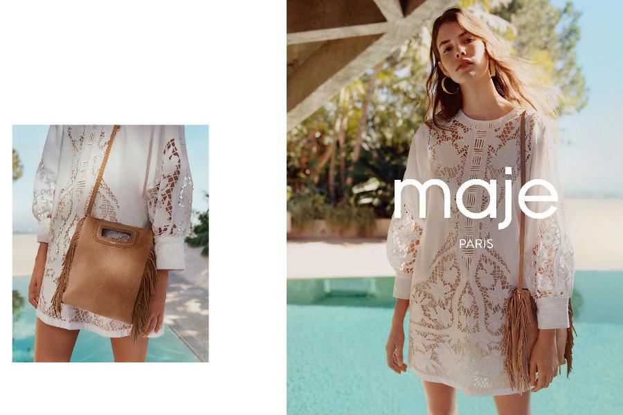 Maje | 法国时尚小仙女品牌折扣区高达70%OFF!