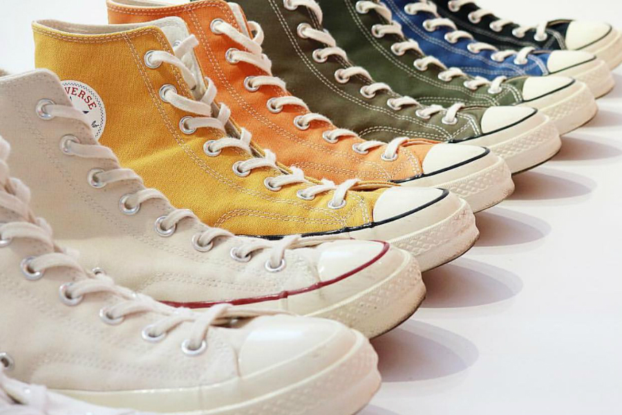 Converse | 全场正价款买一享9折,买二享8折,买三享7折!1970s也参与!