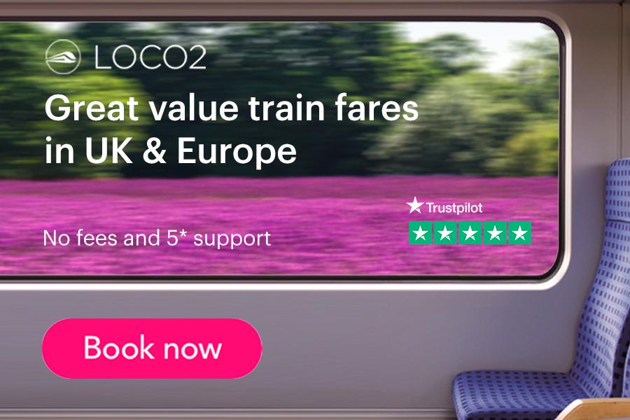 Loco2 | 欧洲火车省钱购票网站,复活节假期有想法的小伙伴看过来!