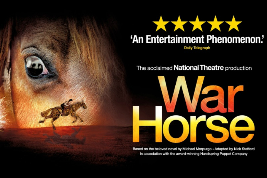 War Horse战马 | 荣获5项托尼奖大奖的舞台剧重回伦敦啦!赶紧订票!