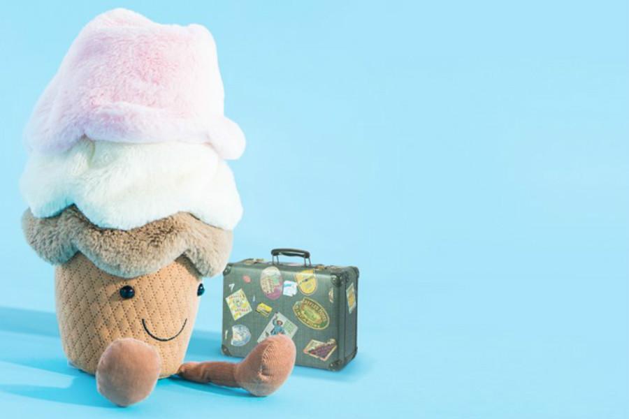 Jellycat | 新款水果玩偶上新,超萌牛油果在里面!