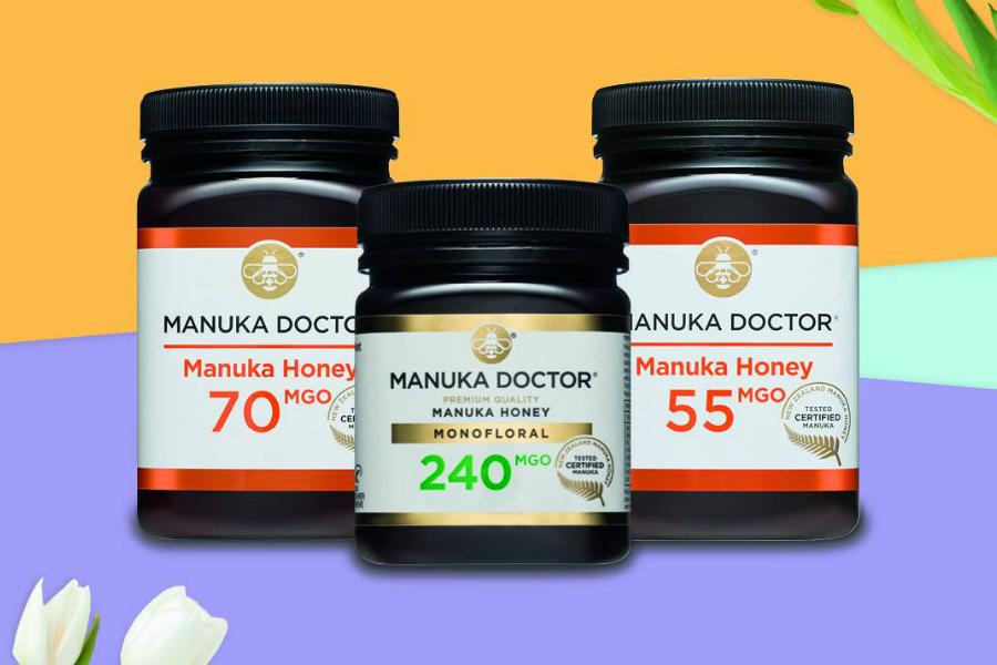 Manuka Doctor麦卢卡蜂蜜 | 复活节促销活动高达70%OFF+额外10%OFF!