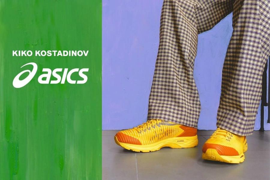 BROWNS FASHION | ASICS X Kiko kostadinov合作款跑鞋这里买!