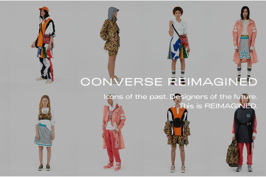 Converse | 匡威合作系列开卖,Koché,Feng Chen Wang,Faith Connexion合作款都在!