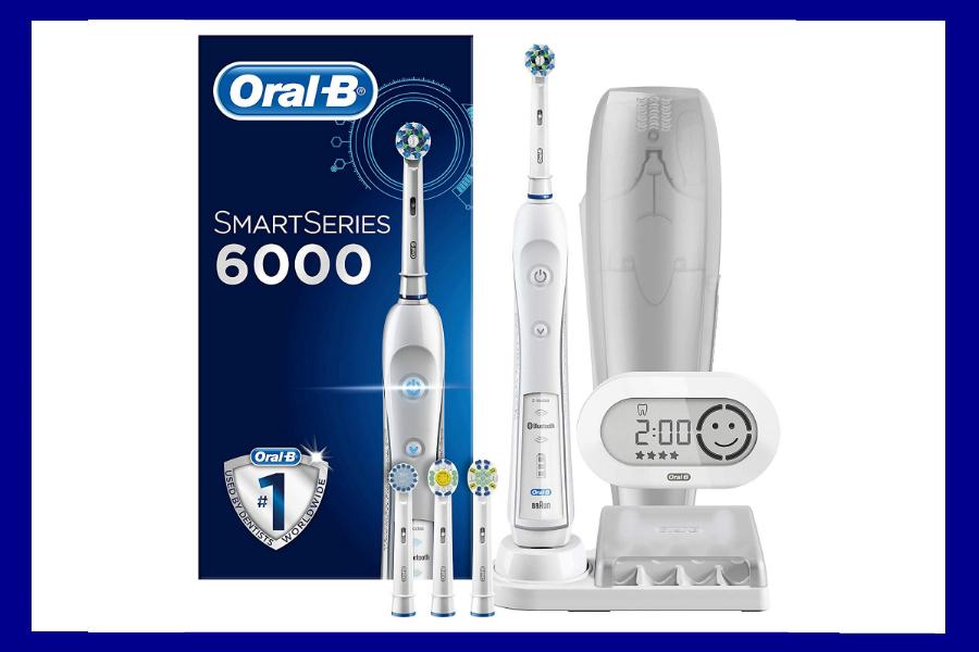 Amazon | 欧乐B智能蓝牙电动牙刷70%OFF,只要69.95镑就能拿下!