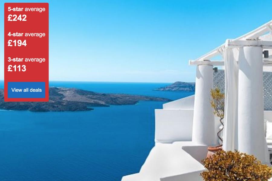 Hotels.com | 订房折扣高达40%OFF,今年夏天决定好去哪探险了吗?