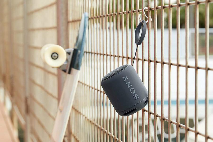 Amazon | Sony索尼便携式蓝牙音箱50%OFF!随时随地享受音乐!