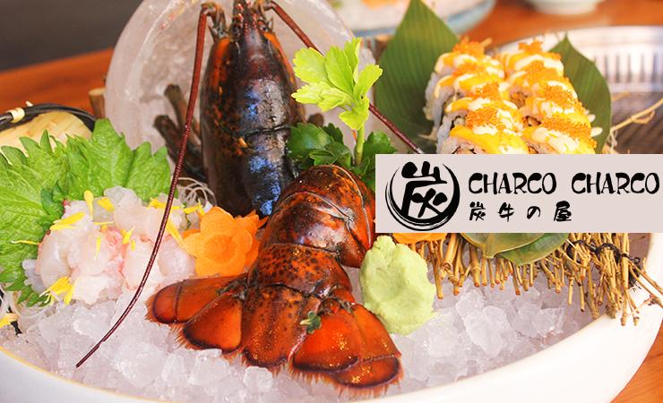 Charco Charco | 杰伦亲自打卡的伦敦新晋网红日料餐厅