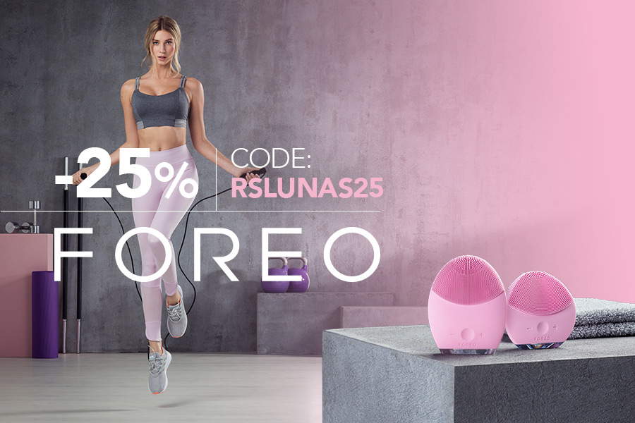 Foreo | 超人气洗脸仪LUNA 2和LUNA mini 2独家折扣25%OFF!