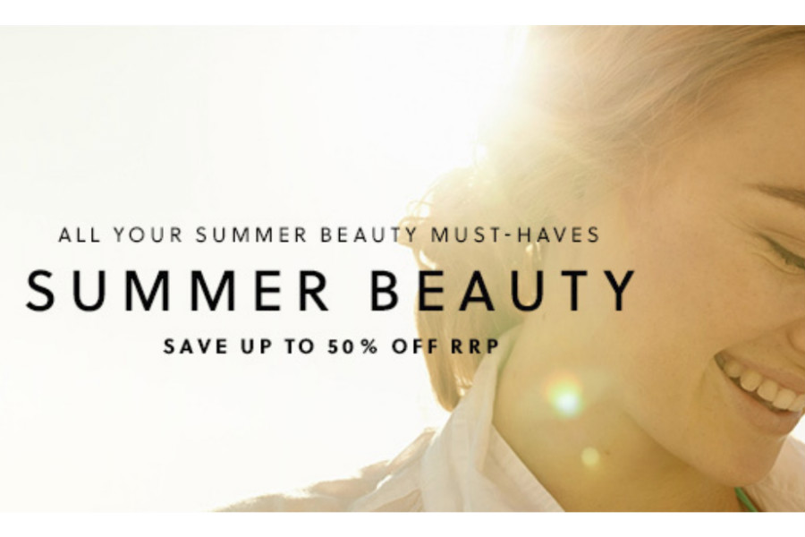 Allbeauty | 美妆护肤综合网站夏日折扣高达50%OFF!来补防晒保湿产品!