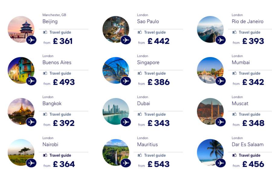 Lufthansa汉莎航空 | 精选航线超低价!伦敦飞新加坡399镑起!飞迪拜349镑起!