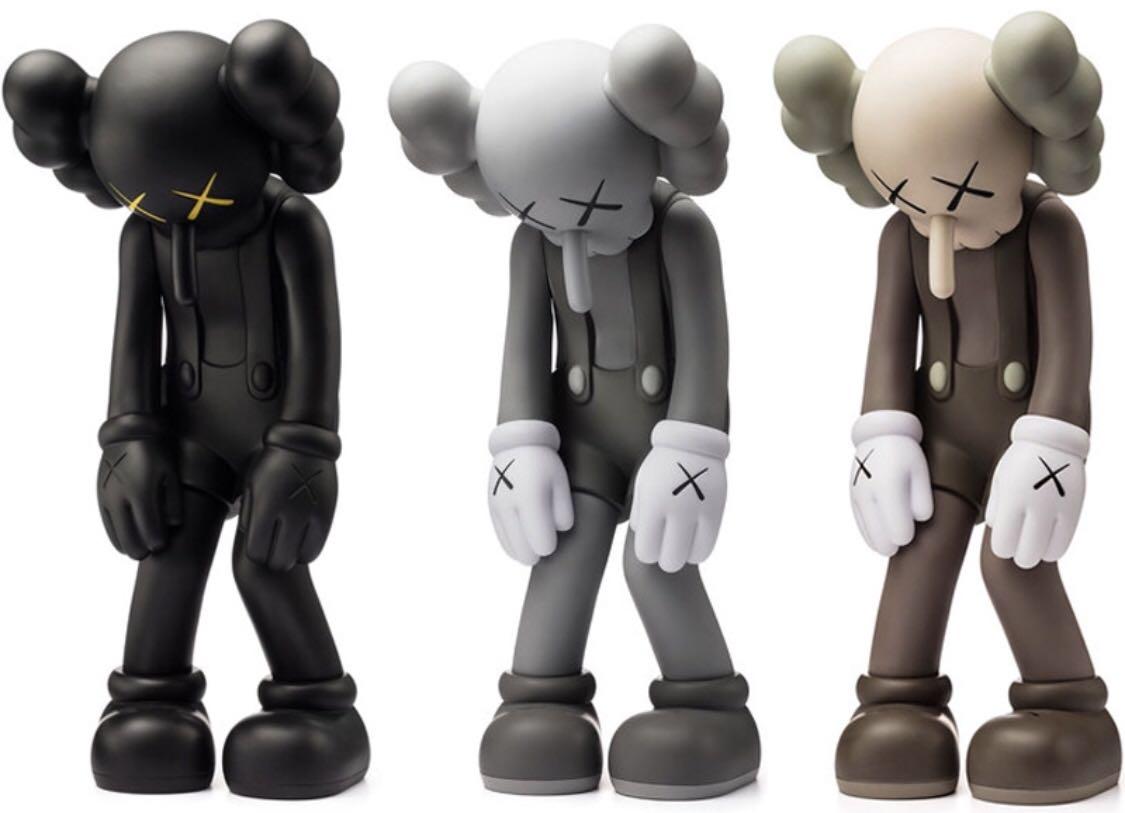 Selfridges | KAWS x PERROTIN合作系列,Small Lie玩偶限量发售!