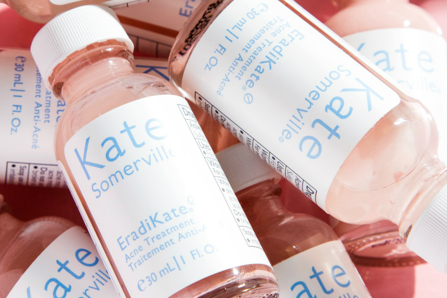 Kate Somerville | 好莱坞明星爱用的祛痘神器,满75镑就送价值72镑的抗老套装!