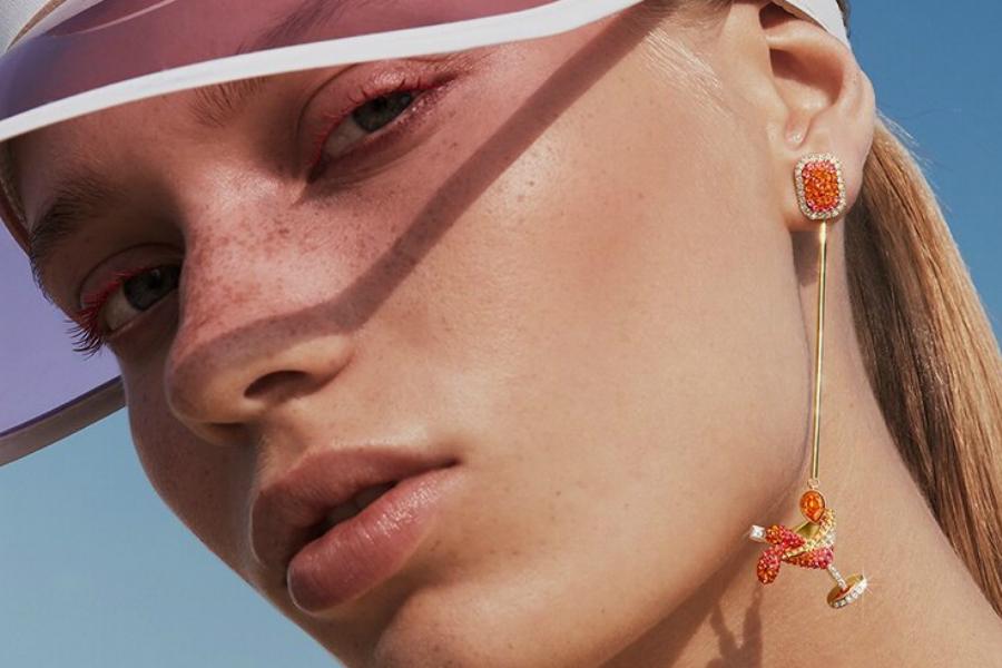 SWAROVSKI施华洛世奇 | 新款首饰上线,彩色水晶点亮你的夏装look!