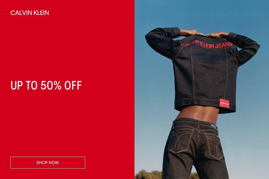 Calvin Klein | 精选季中折扣高达50%OFF,来入小贝同款内内吧!