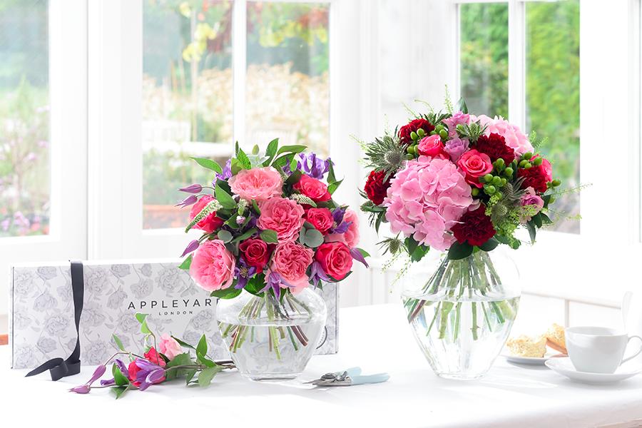Appleyard Flowers | 全线鲜花享20%OFF独家折扣,夏日向日葵来袭!