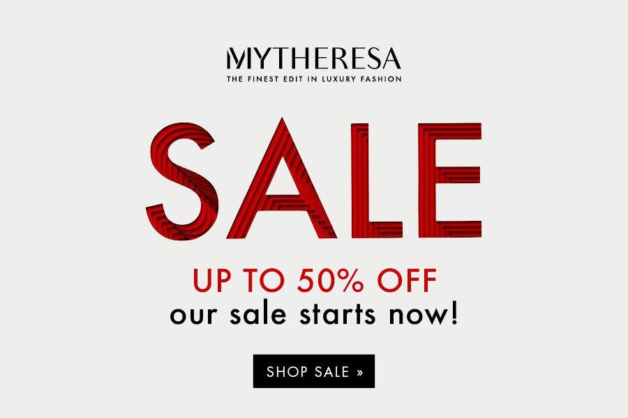 Mytheresa | 季中折扣高达50%OFF!FENDI、MAX MARA等大牌等你来淘!