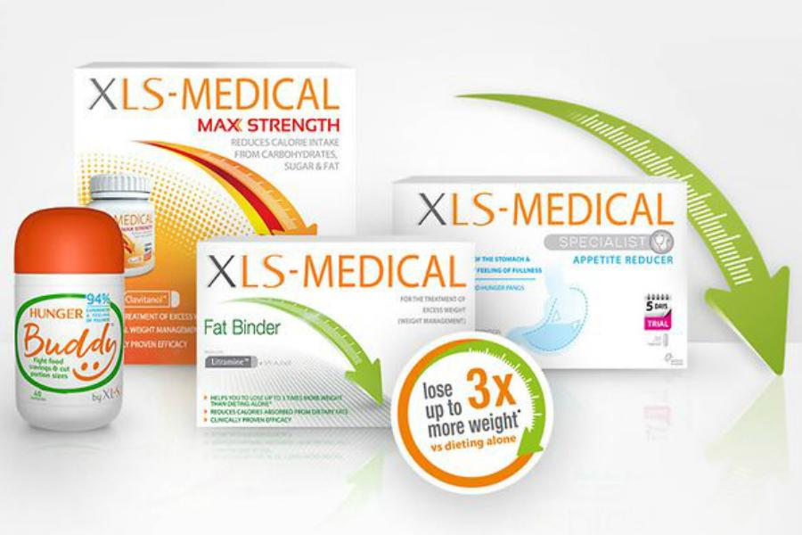 XLS-Medical | 超高讨论度的减肥利器65折起!