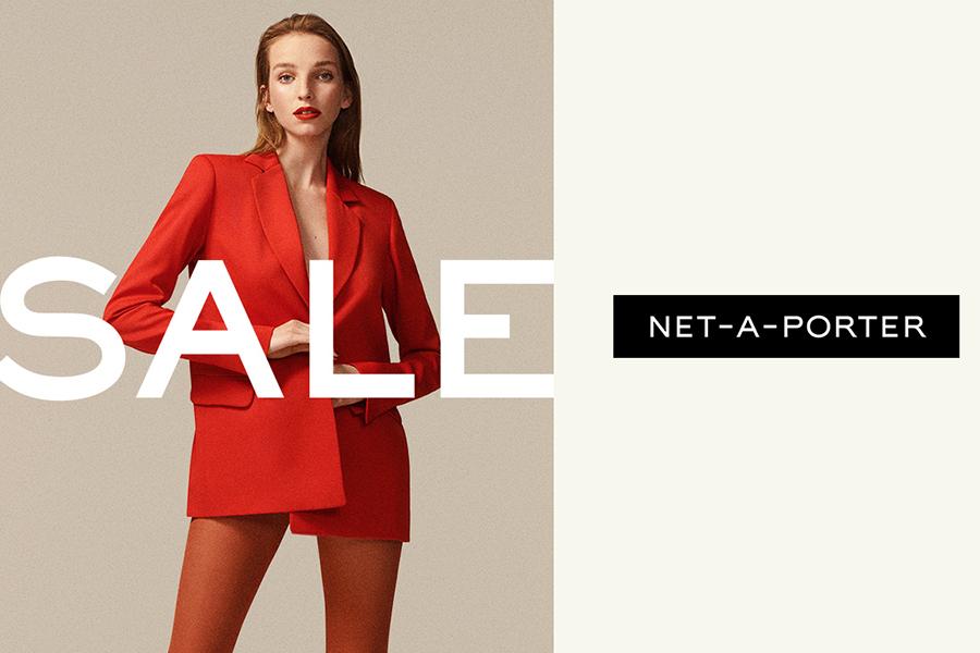 NET-A-PORTER | 奢侈品电商最后折扣低至2折!圣罗兰、Chloé等都在!