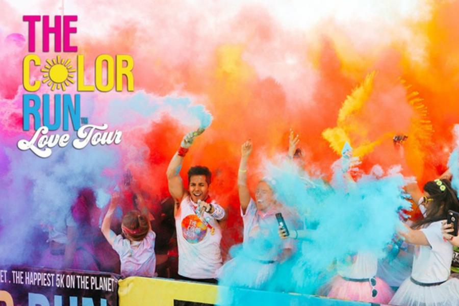 "The Color Run | 风靡全球的""彩色跑""门票限时25%OFF!速来抢购!"