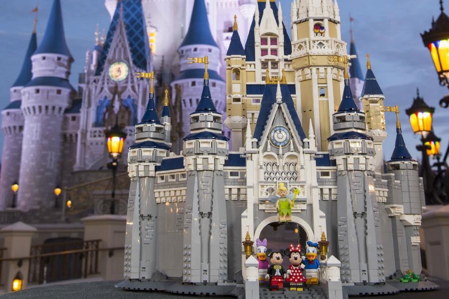 LEGO乐高 | Buildings系列上新,拥有一个自己的迪士尼城堡吧!