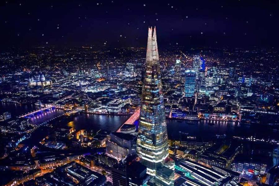The Shard伦敦碎片大厦 | 登顶门票最高46%OFF!