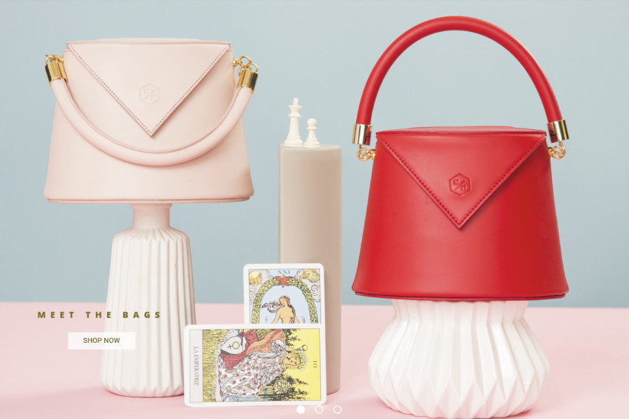 Nina Hauzer | 小众设计师牌独家折扣20%OFF!来入时髦几何款包包!