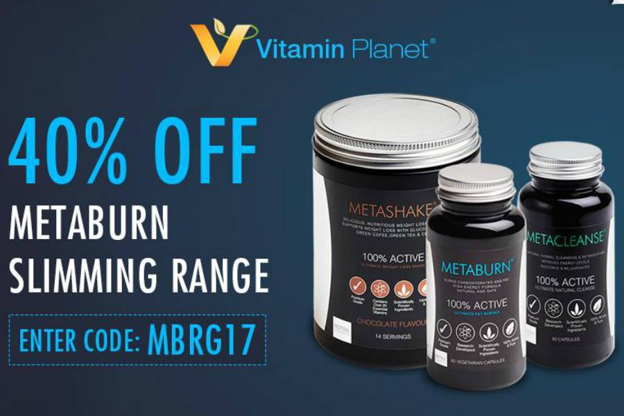 Vitamin Planet | 英国热销减脂套装40%OFF,折扣入减脂胶囊!