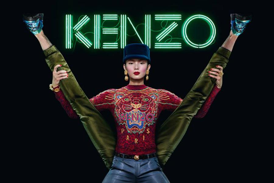 KENZO | 经典虎头8折上线,虎头卫衣、半袖等都在!