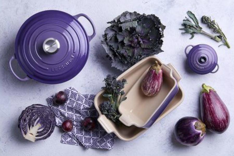 Le Creuset | 珐琅锅低至6折!紫色新款也在!
