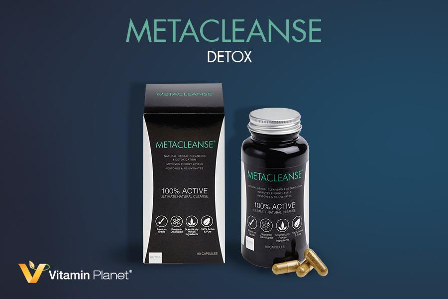 Metacleanse   排毒胶囊独家6折!减肥就从改善肠道健康开始!