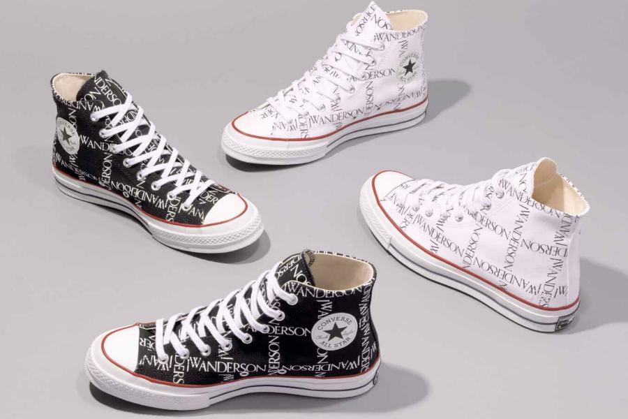 Converse | 匡威×JW Anderson联名款这里买!