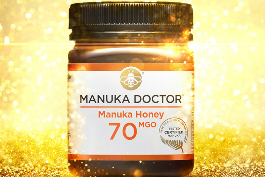 Manuka Doctor | 麦卢卡蜂蜜低至3折+限时9折!养生咖每日少不了的蜂蜜、苹果醋都在!