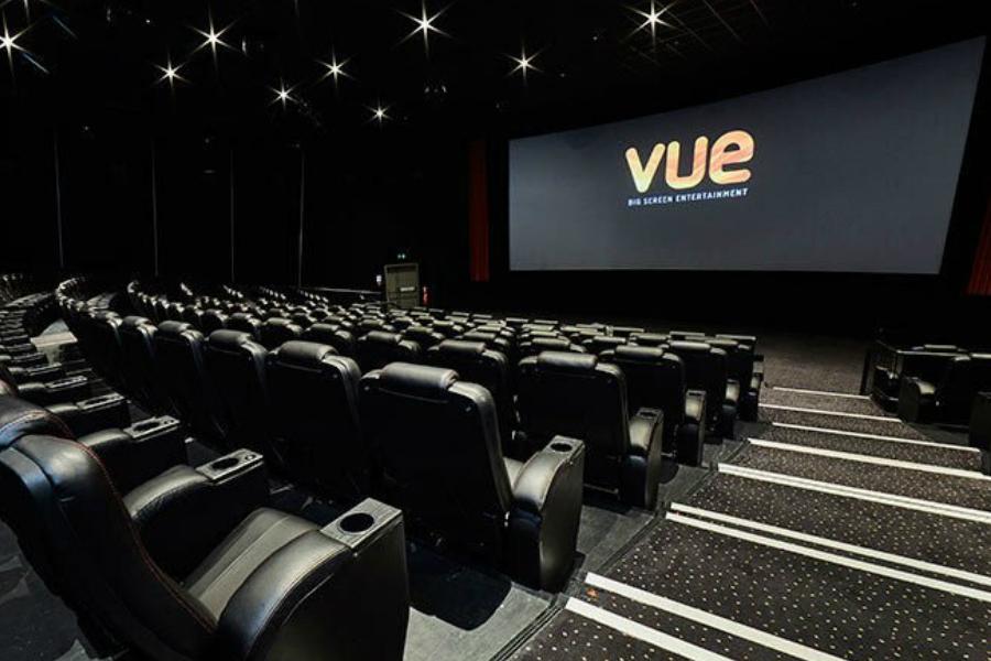 VUE | 电影票限时61%OFF!9.49镑就可拿下两张票!