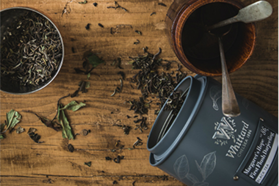 Whittard of Chelsea   英国正宗散装茶独家85折,来喝伯爵、锡兰红茶吧