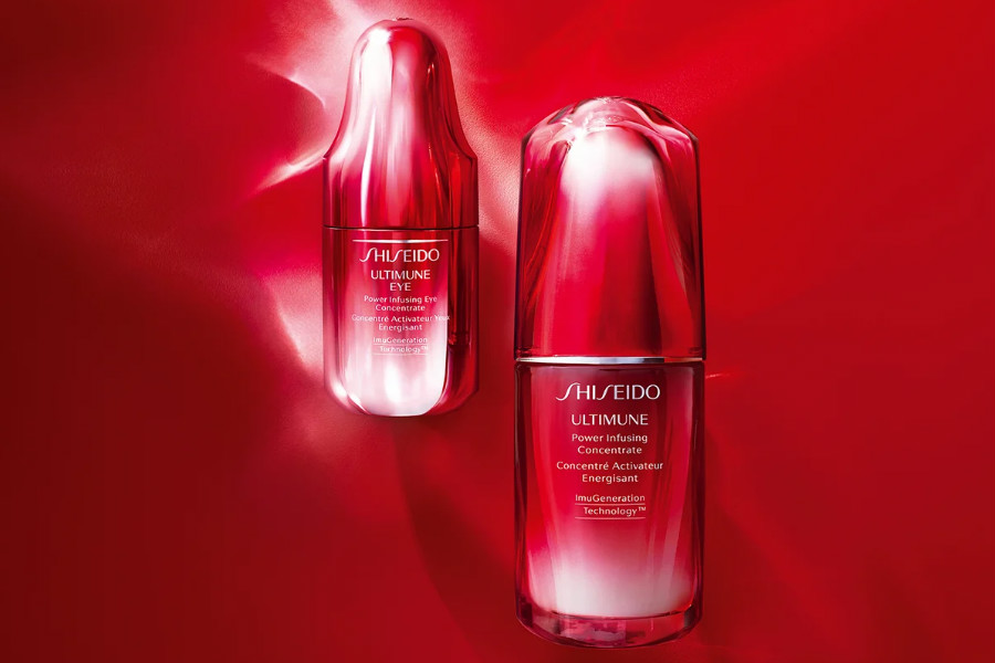 Shiseido | 资生堂限时无门槛6折,红腰子精华、无忧面霜等最高直减60镑!