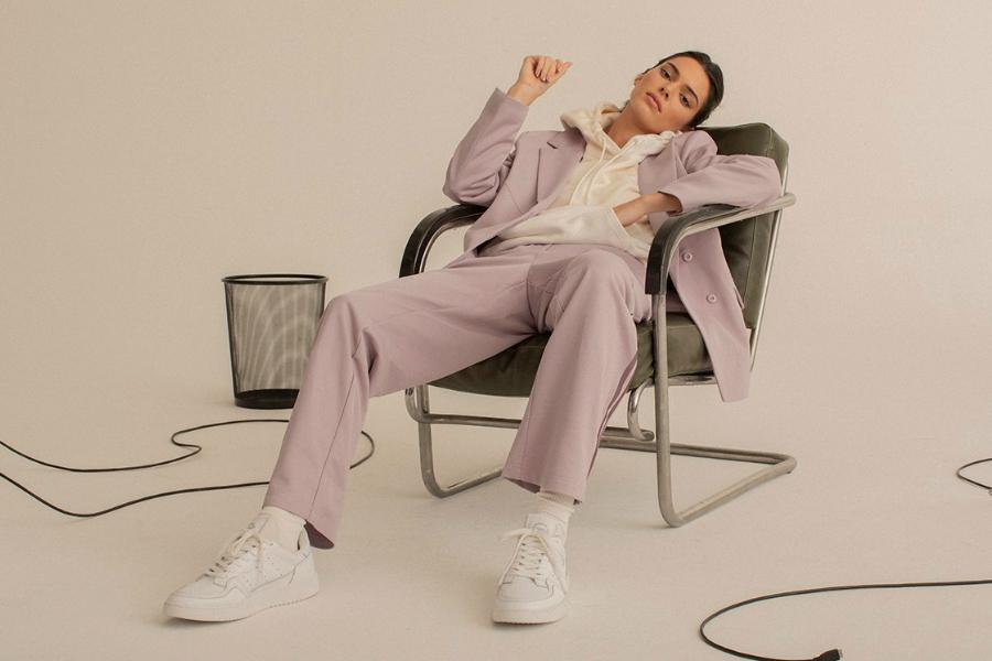 Adidas | 温柔又时髦的Danielle Cathari联名系列上线啦!