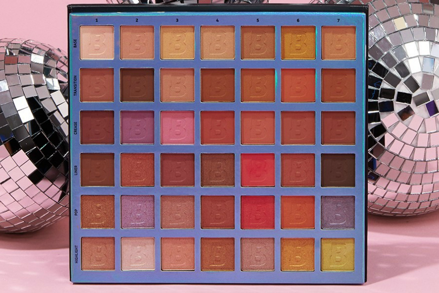 Beauty Bay | 自营品牌低至5折,超低价入42色眼影盘,一周眼妆不重样!