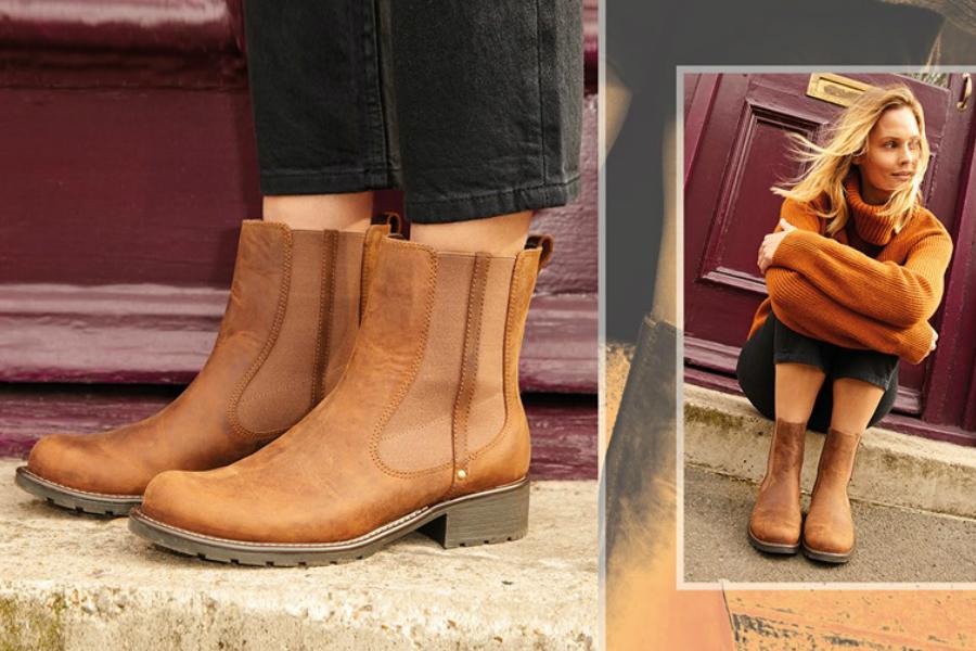Allsole   中秋大促Clarks品牌75折,收经典芭蕾舞鞋、皮靴