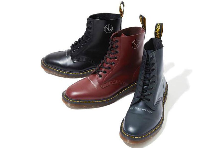 Dr. Martens | 新款马丁靴、超帅气Undercover合作款折扣中!