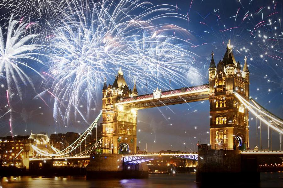 Seetickets   2019/20伦敦跨年烟火票现已开售,抢蓝区最佳观景点!