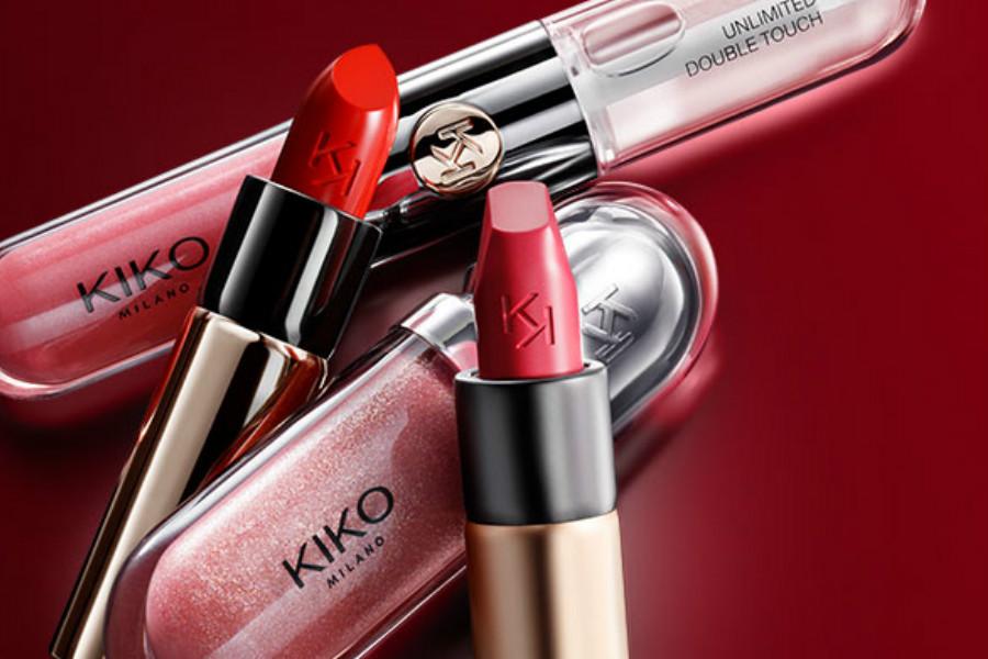 KIKO | 精选彩妆低至2折,1镑入眼影、还有唇部产品买3免1!