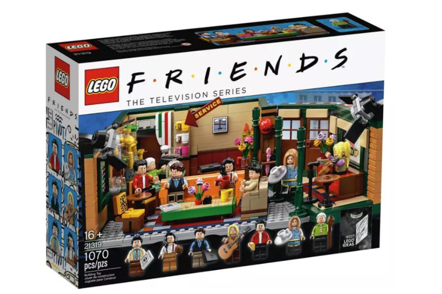 Lego乐高 | 老友记纪念款发售,找回记忆中的感动,发烧友来收藏吧!