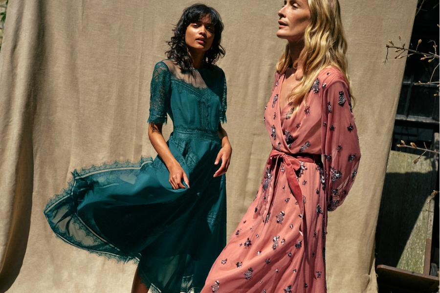 Monsoon | 英国女装品牌季中5折起!来挑波西米亚风小裙子