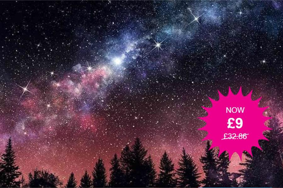 Wowcher | 中秋创意礼物,命名一颗星星送给独一无二的TA,现在只要£9!