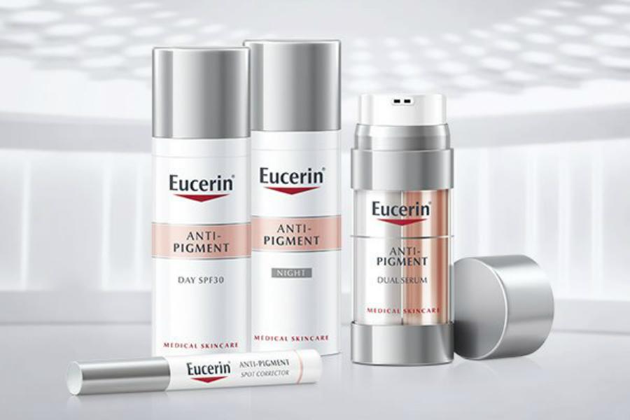 Eucerin优色林 | 全场67折!对敏感肌超友好的德国药妆来入!